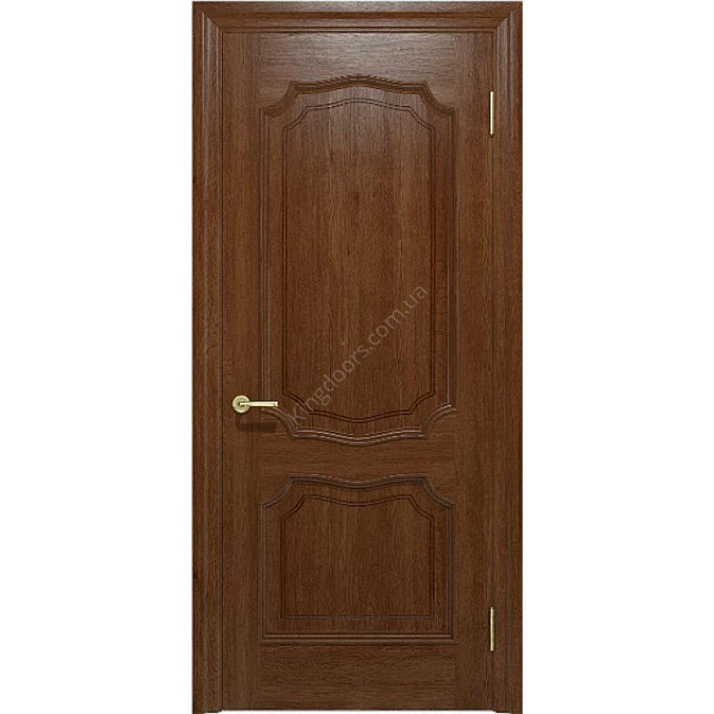 Цвет двери орех темный