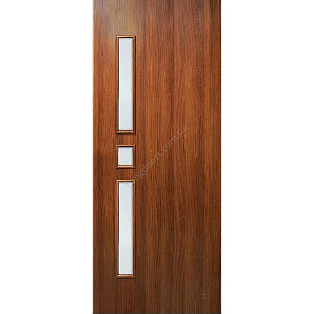 Двери межкомнатные цвет орех фото