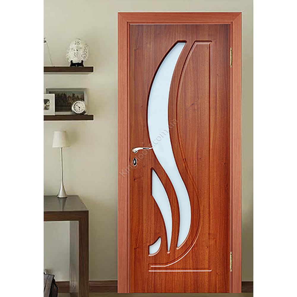 Двери из массива дуба: межкомнатные модели из