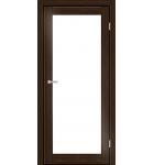 """Межкомнатные двери ART 01-02. Пленка ПВХ. Фабрика """"Art Door"""". Цвет дуб беленый"""