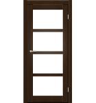 """Межкомнатные двери ART 04-02. Пленка ПВХ. Фабрика """"Art Door"""". Цвет белый"""