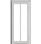 """Межкомнатные двери ART 05-02. Пленка ПВХ. Фабрика """"Art Door"""". Цвет орех"""