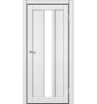 """Межкомнатные двери ART 05-04. Пленка ПВХ. Фабрика """"Art Door"""". Цвет орех"""