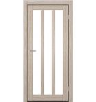 """Межкомнатные двери ART 06-02. Пленка ПВХ. Фабрика """"Art Door"""". Цвет беленый дуб"""