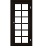 """Межкомнатные двери RTR 06. Пленка ПВХ. Фабрика """"Art Door"""". Цвет беленый дуб"""