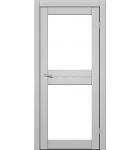 """Межкомнатные двери M 102. Пленка ПВХ. Фабрика """"Art Door"""". Цвет орех"""