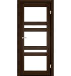 """Межкомнатные двери CTD 112. Пленка ПВХ. Фабрика """"Art Door"""". Цвет металлик"""