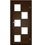 """Межкомнатные двери RTR 12. Пленка ПВХ. Фабрика """"Art Door"""". Цвет орех"""