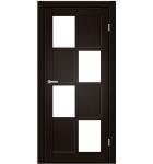 """Межкомнатные двери RTR 13. Пленка ПВХ. Фабрика """"Art Door"""". Цвет орех"""