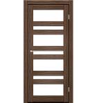 """Межкомнатные двери CTD 212. Пленка ПВХ. Фабрика """"Art Door"""". Цвет орех"""