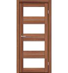 """Межкомнатные двери M 302. Пленка ПВХ. Фабрика """"Art Door"""". Цвет беленый дуб"""