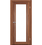 """Межкомнатные двери M 502. Пленка ПВХ. Фабрика """"Art Door"""". Цвет металлик"""
