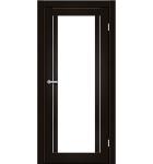 """Межкомнатные двери M 502. Пленка ПВХ. Фабрика """"Art Door"""". Цвет венге"""