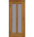 """Межкомнатные шпонированные двери """"Дива"""" ПО.  Двери Белоруссии. Цвет - белый ясень"""