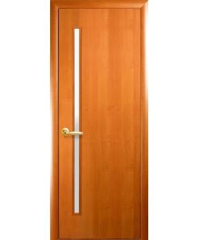 """Межкомнатные ламинированные двери """"Глория"""",ПО. фабрика """"Новый стиль"""", цвет - ольха"""