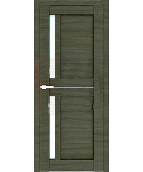 """Межкомнатные двери """"Cortex"""" Кортекс модель 01 ПО. Фабрика Омис. Покрытие пленка ПВХ. Цвет - дуб ASH"""