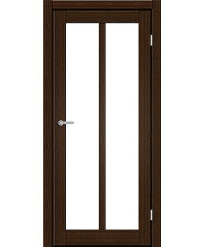 """Межкомнатные двери ART 05-02. Пленка ПВХ. Фабрика """"Art Door"""". Цвет каштан"""