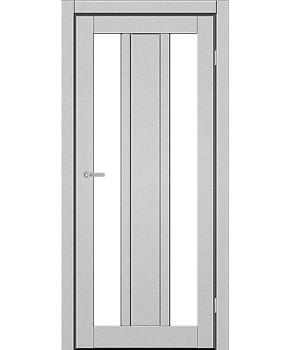 """Межкомнатные двери ART 05-03. Пленка ПВХ. Фабрика """"Art Door"""". Цвет металлик"""
