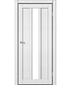 """Межкомнатные двери ART 05-04. Пленка ПВХ. Фабрика """"Art Door"""". Цвет белый"""