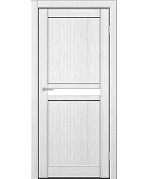 """Межкомнатные двери ART 07-04. Пленка ПВХ. Фабрика """"Art Door"""". Цвет белый"""