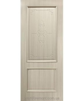 """Межкомнатные двери """"Версаль"""" ПГ. Фабрика Омис. Покрытие пленка ПВХ. Цвет - дуб беленый"""