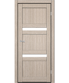 """Межкомнатные двери CTD 113. Пленка ПВХ. Фабрика """"Art Door"""". Цвет беленый дуб"""