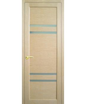 """Межкомнатные шпонированные двери """"Бруклин"""" ПО.  НСД. Цвет - дуб классический"""