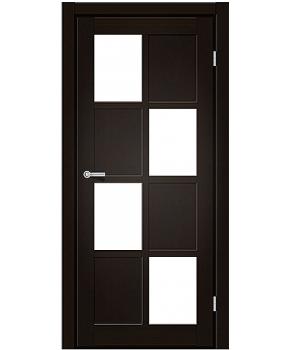 """Межкомнатные двери RTR 13. Пленка ПВХ. Фабрика """"Art Door"""". Цвет венге"""