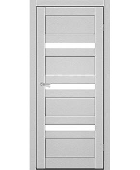 """Межкомнатные двери CTD 213. Пленка ПВХ. Фабрика """"Art Door"""". Цвет металлик"""