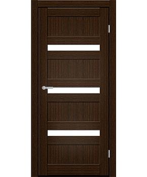 """Межкомнатные двери CTD 213. Пленка ПВХ. Фабрика """"Art Door"""". Цвет каштан"""
