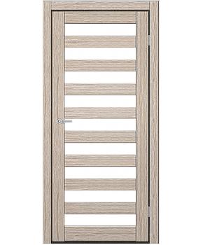 """Межкомнатные двери CTD 312. Пленка ПВХ. Фабрика """"Art Door"""". Цвет беленый дуб"""
