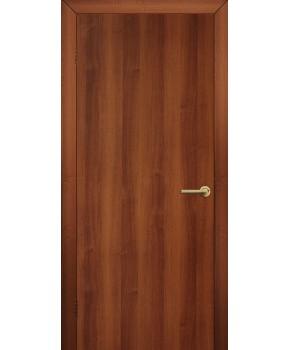 """Межкомнатные двери """"Офис"""" ПГ. Фабрика Омис. Ламинированные. Цвет - орех"""