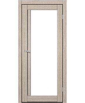 """Межкомнатные двери M 602. Пленка ПВХ. Фабрика """"Art Door"""". Цвет беленый дуб"""