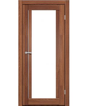 """Межкомнатные двери M 602. Пленка ПВХ. Фабрика """"Art Door"""". Цвет орех"""
