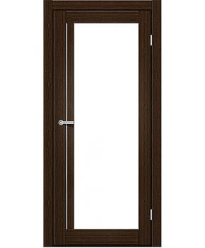 "Межкомнатные двери M 602. Пленка ПВХ. Фабрика ""Art Door"". Цвет каштан"