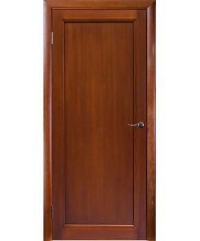 """Межкомнатные шпонированные двери """"Максима"""" ПО.  НСД. Цвет - яблоня"""