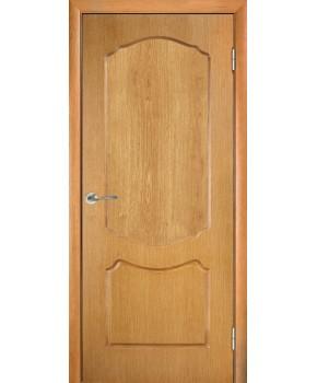 """Межкомнатные шпонированные двери """"Карина"""" ПГ.  Галерея дверей. Цвет - дуб"""