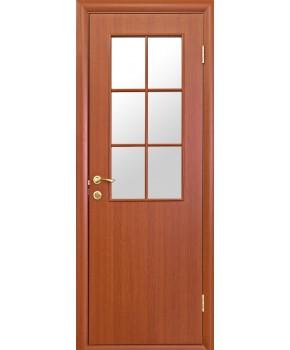 """Межкомнатные ламинированные двери """"Колори В"""" фабрика """"Новый стиль"""", цвет - ольха."""