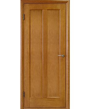 """Межкомнатные шпонированные двери """"Дива"""" ПГ.  Двери Белоруссии. Цвет - дуб рустикаль"""