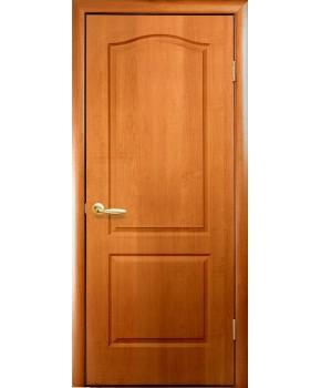 """Межкомнатные двери """"Фортис А"""",ПГ. пленка ПВХ, фабрика """"Новый стиль"""", цвет - ольха"""