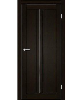"""Межкомнатные двери M 801. Пленка ПВХ. Фабрика """"Art Door"""". Цвет венге"""