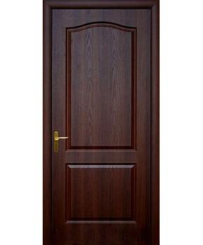 """Межкомнатные двери """"Фортис А"""",ПГ. пленка ПВХ, фабрика """"Новый стиль"""", цвет - орех"""