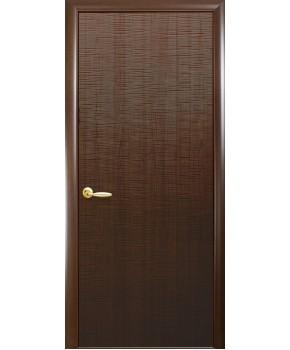 "Межкомнатные двери ""Сахара"",ПГ. пленка ПВХ, фабрика ""Новый стиль"", цвет - каштан."