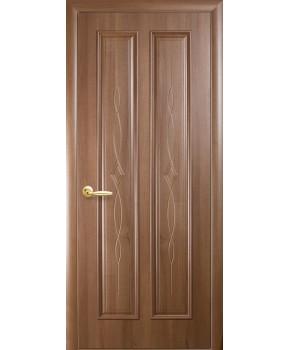 """Межкомнатные двери """"Стелла"""",ПГ, пленка ПВХ, фабрика """"Новый стиль"""", цвет -золотая ольха."""