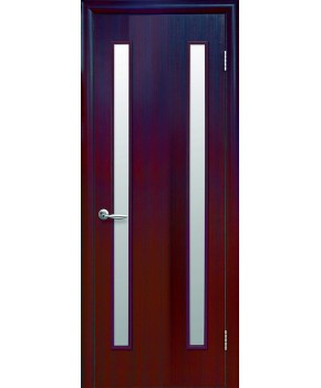 """Межкомнатные ламинированные двери """"Вера"""",ПО. фабрика """"Новый стиль"""", цвет - венге 3D"""