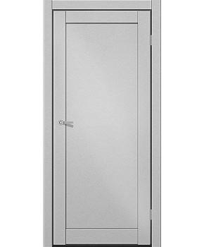"""Межкомнатные двери ART 01-01. Пленка ПВХ. Фабрика """"Art Door"""". Цвет металлик"""