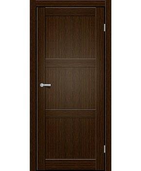 """Межкомнатные двери ART 03-01. Пленка ПВХ. Фабрика """"Art Door"""". Цвет каштан"""