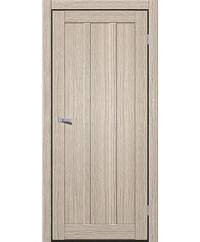 """Межкомнатные двери ART 05-01. Пленка ПВХ. Фабрика """"Art Door"""". Цвет беленый дуб"""