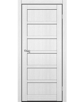"""Межкомнатные двери ART 08-01. Пленка ПВХ. Фабрика """"Art Door"""". Цвет белый"""