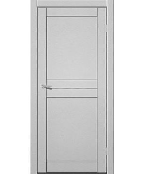 """Межкомнатные двери M 101. Пленка ПВХ. Фабрика """"Art Door"""". Цвет металлик"""